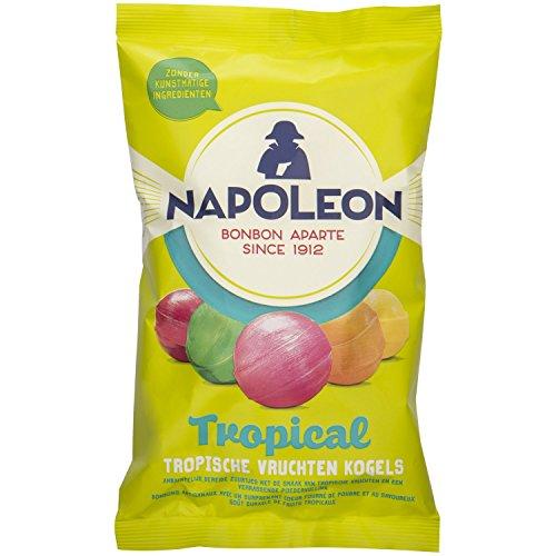 Napoleon Tropical Kogels Bonbons mit Brausefüllung 150 g