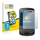 brotect Panzerglas Schutzfolie kompatibel mit BlackBerry