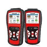 linjunddd Auto-Scanner Scanner Auto-codeleser Kw830 Obd2 Auto-fehlerdiagnose-codeleser-Werkzeug Mit Multi-Lingual