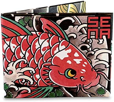 Koi Tattoo Mighty Wallet product image