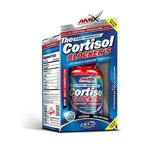 Amix The Cortisol Blocker´S Protezione Rigenerante - 10 gr