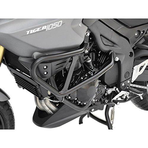 Price comparison product image IBEX 10001947 Crash Bar Protection Bar Crash Protection Motor Crash Bars Black