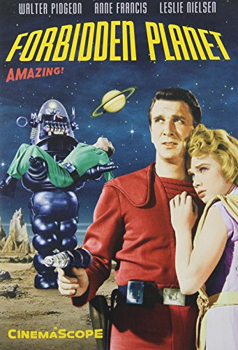Forbidden Planet (DVD) (Rpkg)