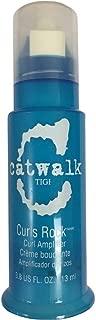 TIGI Catwalk Curls Rock Amplifier 3.8 oz ( Pack of 2)