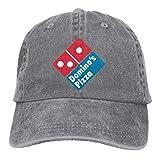 Gorra Hombre Béisbol Retro Snapback Unisex Jeans Hat Domino's Pizza Lightweight Breathable Soft Baseball Cap Sports Cap Adult Trucker Hat Mesh Cap
