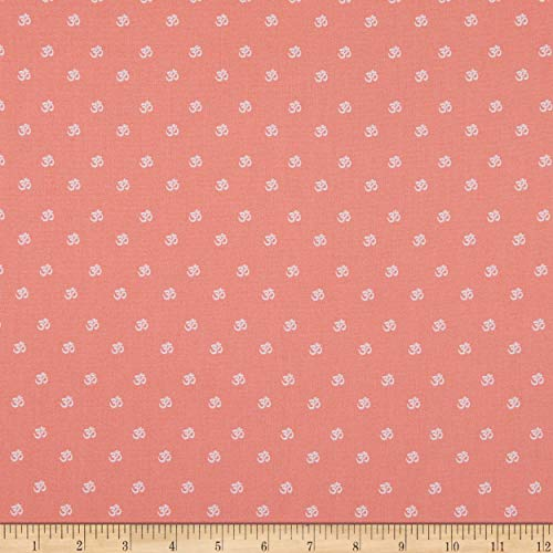 Camelot Fabrics Camelot Omstoppable Om Tela, Coral