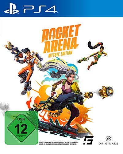 ROCKET ARENA - MYTHIC EDITION - [Playstation 4]