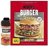 Weber s Burger (GU S Grillen) Burger recién desde Barbacoa Barbacoa Gourmet Burger Especias mezcla 164g