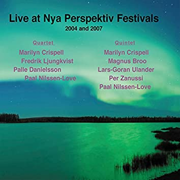 Collaborations | Live at the Nya Perspektiv Festivals 2004 & 2007