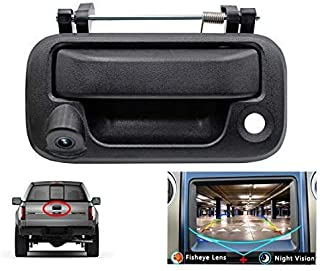 $45 » WonVon Backup Camera Tailgate Camera,Car Rear View Camera Backup Tailgate Handle Camera for Ford F150/F250/F350/F450/F550