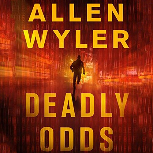 Deadly Odds audiobook cover art
