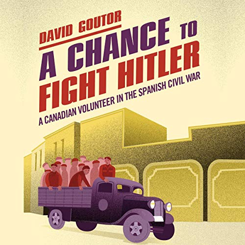 A Chance to Fight Hitler cover art