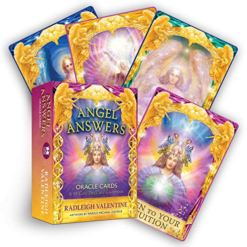 Best angel tarot cards by doreen virtue and radleigh valentine for 2020