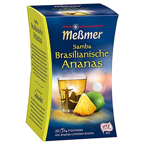 MT Samba Brasilian. Ananas 20x2,5g.