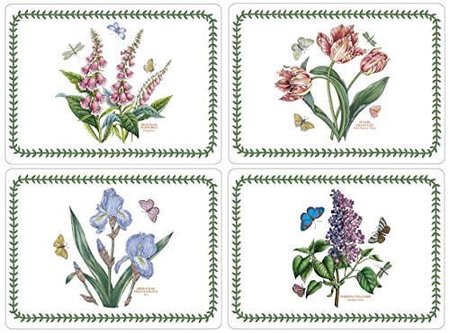Tovagliette all'Americana Botanic Garden di Pimpernel - Set di 4 (Grandi)