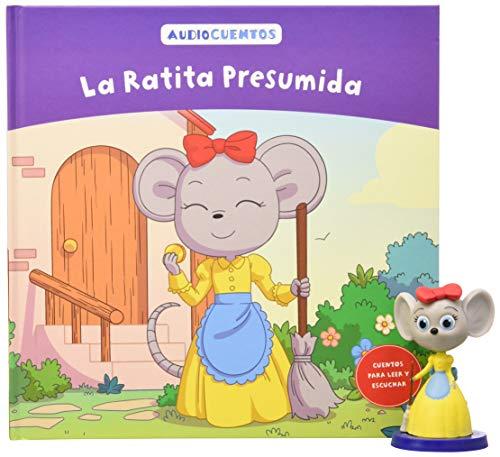 Colección Audiocuentos núm. 21: La ratita presumida