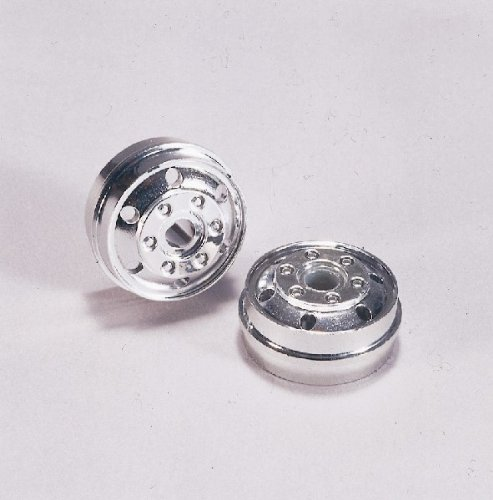 Wedico Nr.: 745 Felgen verchromt für Tieflader-Reifen