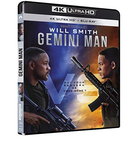 puissant Homme Gémeaux [4K Ultra HD + Blu-Ray]