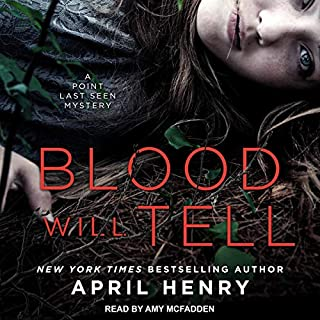 Blood Will Tell: A Point Last Seen Mystery cover art