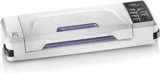 Juego 3 recipientes para envasado al vac/ío Magic Vac ACO1182 tubo y tap/ón para envasar al vac/ío apto para nevera congelador microondas libre de BPA color transparente