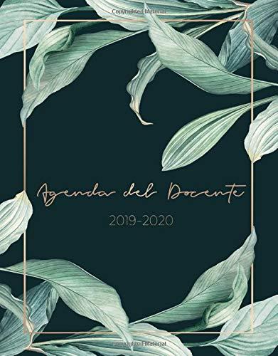 Agenda del Docente 2019-2020: Calendario e Agende da Agosto 2019 a Luglio 2020 - Agenda settimanale 2019 - 2020 per Insegnanti | Registro Professore e Diario Scuola