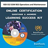 920-552 GSM BSS Operations and Maintenance Online Certification Video Learning Made Easy
