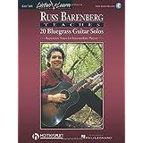 Russ Barenberg Teaches 20 Bluegrass Guitar Solos: Repertoire Tunes for Intermediate Players (Listen & Learn) by Russ Barenberg(1998-04-01)