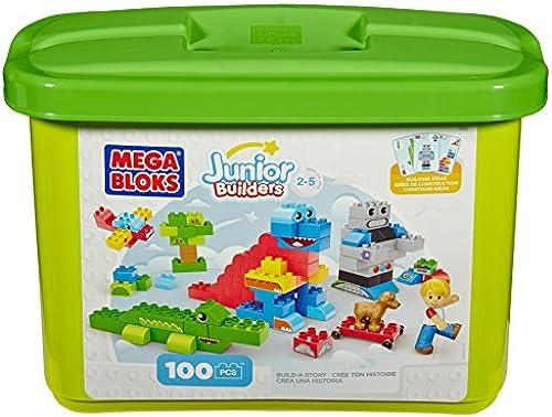 Mega Bloks 7582 - Junior Builders Endlos Bauen Vorteilset