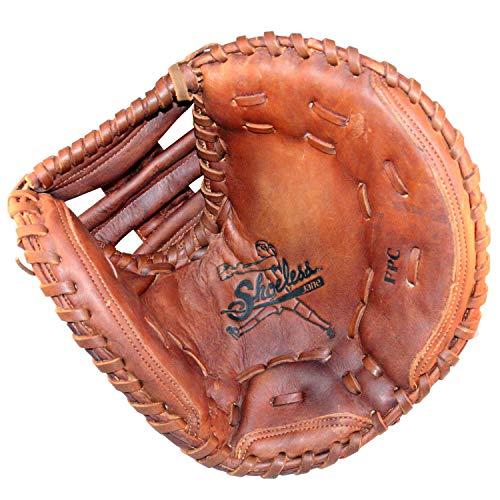 Shoeless Joe Gloves Fast Pitch Brown Catchers Mitt