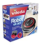 Vileda VR301 Saugroboter mit Ladestation, Hinderniserkennung und Zeitsteuerung