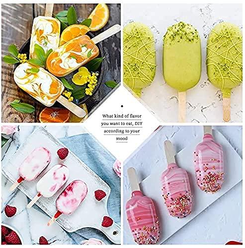 VASIN Moldes para helados
