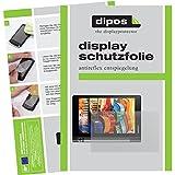 dipos I 2X Schutzfolie matt kompatibel mit Lenovo Tab3 8 Zoll Folie Bildschirmschutzfolie