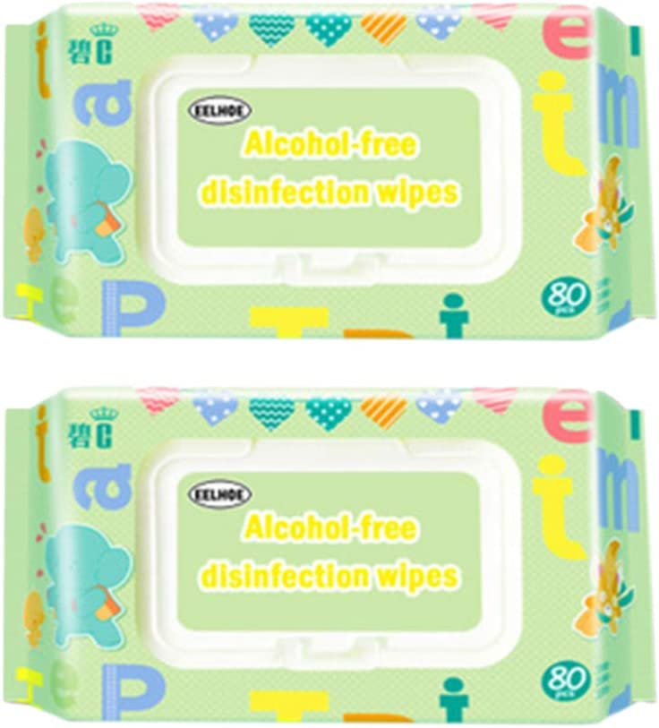 Exceart Skin Cleansing Max 50% OFF Wipes Non Woven for Max 74% OFF Wet Tissue Pads Kids