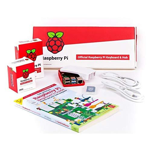 Official Raspberry Pi Desktop Starter Kit
