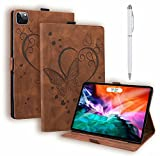 JJWYD Compatible avec Coque Apple ipad Mini 5/Mini 4/Mini 3/Mini 2/Mini 1 Tablette Housse Étui avec...