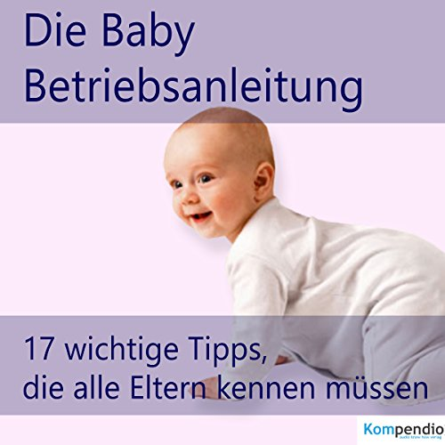 Die Baby-Betriebsanleitung Titelbild