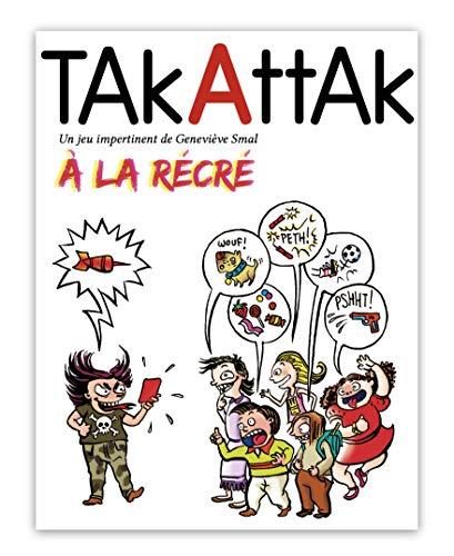 Si-Trouille éditions Takattak À la Récré (Family) - répondez du tac au tac