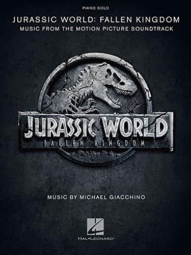 Jurassic World: Fallen Kingdom (Piano Solo): Music from the Motion Picture Soundtrack