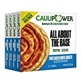 CAULIPOWER Cauliflower Pizza...image