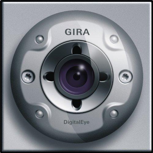 Gira 126565 Farbkamera für Türstation Farbe Alu