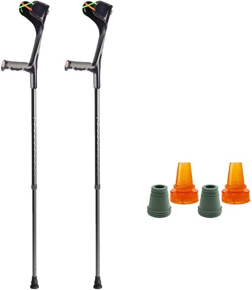 Crutches Adult Arm Telescopic Boston Mall Armpits Medical Japan Maker New