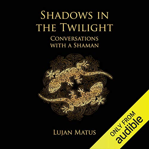Shadows in the Twilight audiobook cover art
