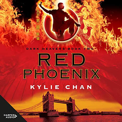 Red Phoenix cover art