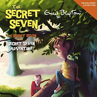 Secret Seven & Secret Seven Adventure cover art