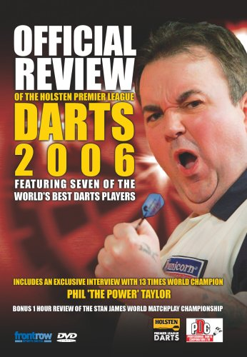 The Official Review of the Pdc Darts Premier League II [Import anglais]