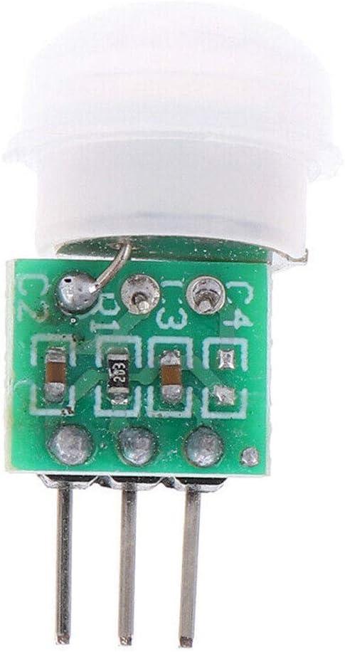 AM312 Omaha Mall PIR Motion Body Human Sensor 2021 spring and summer new Mini Pyroelectric Infrared IR