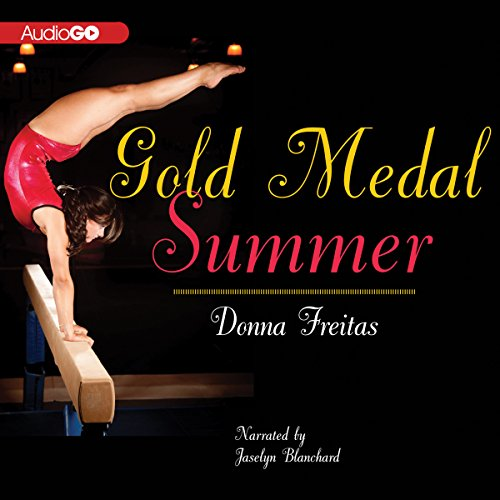Gold Medal Summer audiobook cover art