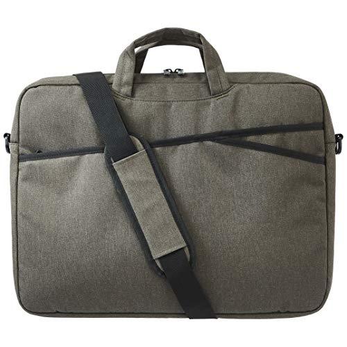 Amazon Basics Business Laptop Case - 43 cm, Army Green