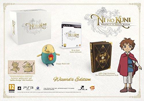 Ni No Kuni: La Ira De La Bruja Blanca Wizard's Edition