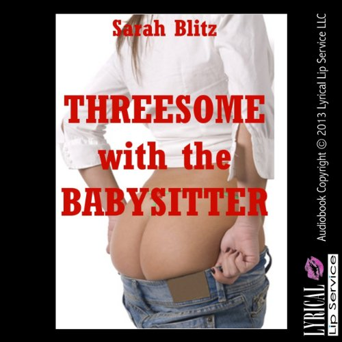 Threesome with the Babysitter audiobook cover art